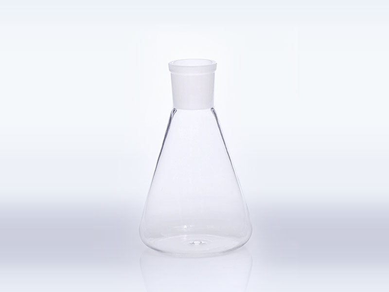 Quarzglas Stehkolben