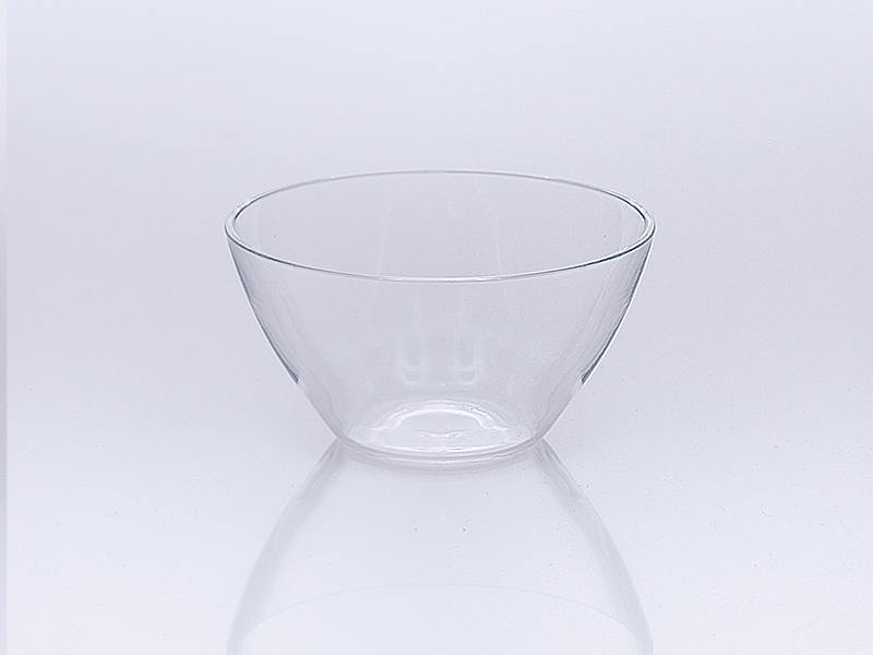 Quarzglas Abdampfschale ohne Ausguss